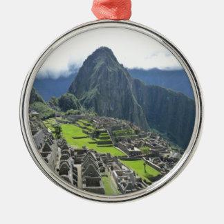 Adorno De Cerámica Machu Picchu