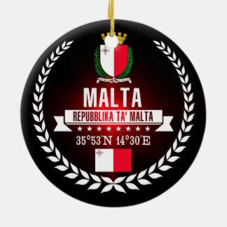 Adorno De Cerámica Malta