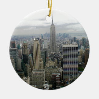 Adorno De Cerámica Manhattan, NYC