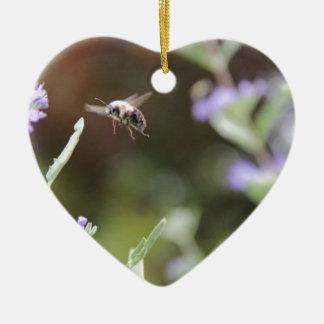 Adorno De Cerámica Manosee la abeja