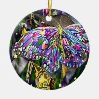 Adorno De Cerámica ¡Mariposa del Año Nuevo!