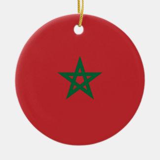 Adorno De Cerámica Marruecos
