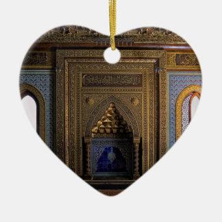 Adorno De Cerámica Mezquita El Cairo del palacio de Manial