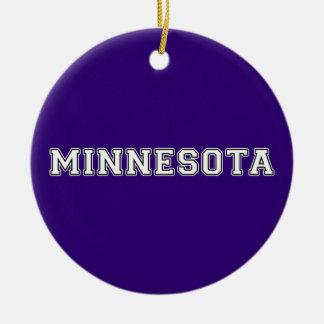 Adorno De Cerámica Minnesota