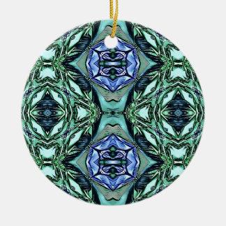 Adorno De Cerámica Modelo artístico de la lila enrrollada del trullo