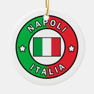 Adorno De Cerámica Napoli Italia