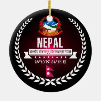 Adorno De Cerámica Nepal
