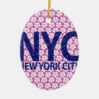 Adorno De Cerámica New York City NYC
