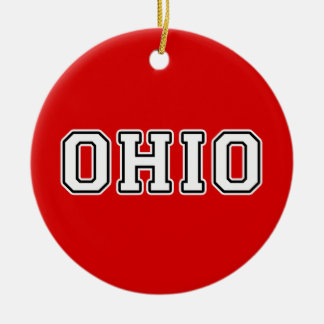 Adorno De Cerámica Ohio