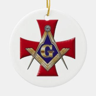 Adorno De Cerámica Orden sagrada de la fraternidad