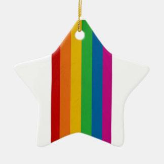 Adorno De Cerámica Orgullo de LGBT