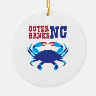 Adorno De Cerámica Outer Banks