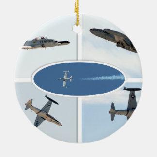 Adorno De Cerámica P-80 sistema del avión de la estrella fugaz 5