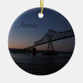 Adorno De Cerámica Puente de Astoria-Megler, Oregon