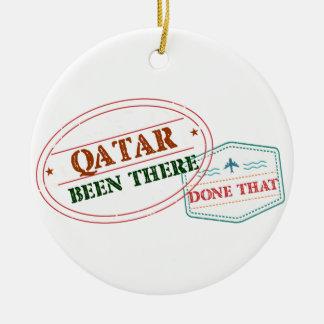 Adorno De Cerámica Qatar allí hecho eso