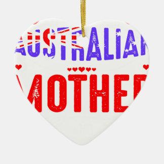 Adorno De Cerámica Retroceda el uso no asustado australiano loco de