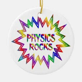 Adorno De Cerámica Rocas de la física
