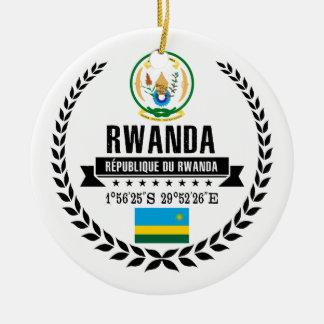 Adorno De Cerámica Rwanda