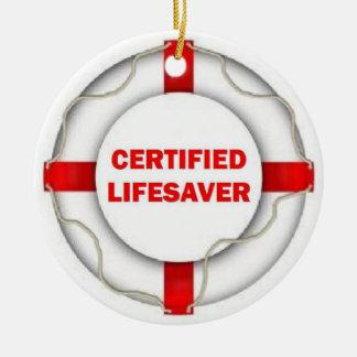 Adorno De Cerámica Salvación certificada