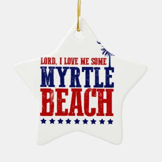 Adorno De Cerámica Señor, me amo algún Myrtle Beach
