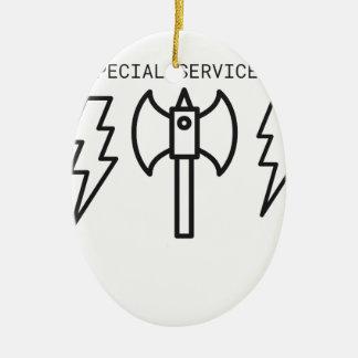 Adorno De Cerámica Servicio especial