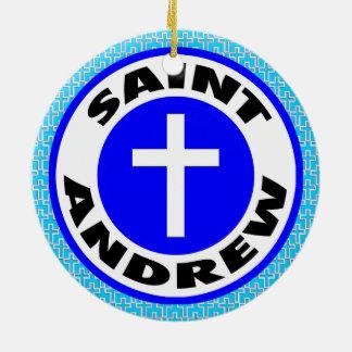 Adorno De Cerámica St Andrew