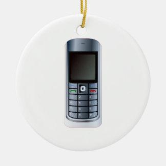 Adorno De Cerámica Teléfono celular