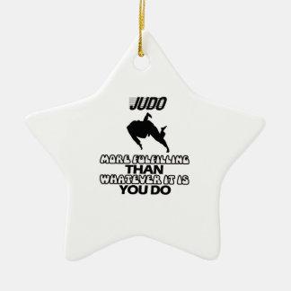Adorno De Cerámica Tender DISEÑOS del judo