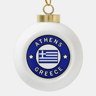 Adorno De Cerámica Tipo Bola Atenas Grecia