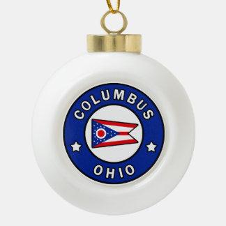 Adorno De Cerámica Tipo Bola Columbus Ohio