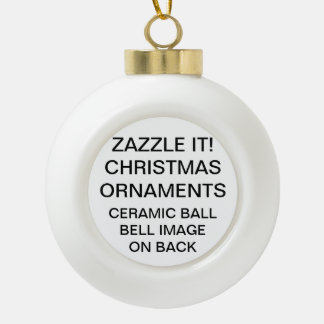 Adorno De Cerámica Tipo Bola Ornamento de cerámica del árbol de navidad de la