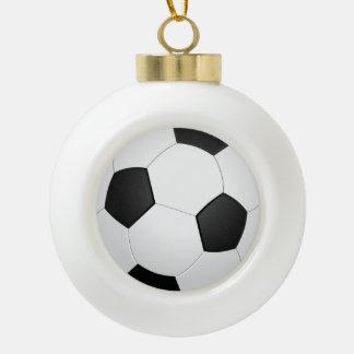 Adorno De Cerámica Tipo Bola Ornamento del ejemplo del fútbol del balón de