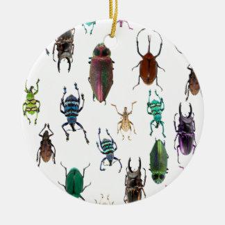 Adorno De Cerámica Tipo vida del escarabajo de Wellcoda del insecto