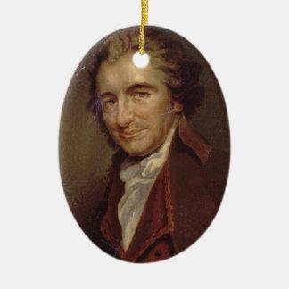 Adorno De Cerámica Tom Paine
