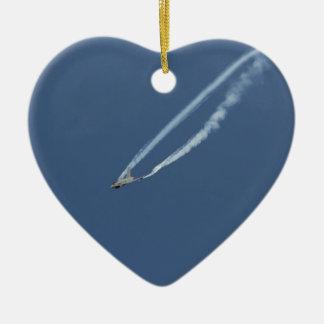 Adorno De Cerámica Vuelo 3 del tifón de Eurofighter
