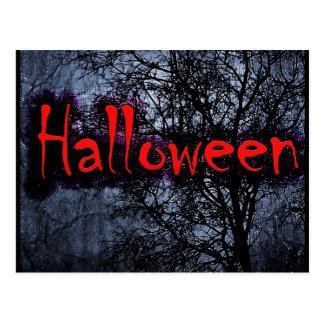 Adorno de Halloween Postal