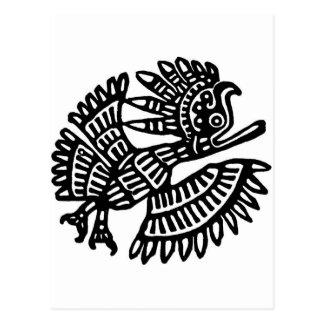 Adorno de México antiguo Postal