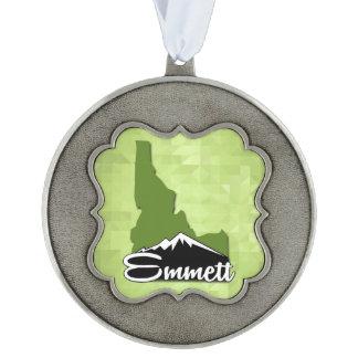 Adorno De Peltre Ciudad natal de Emmett Idaho Idahoan el condado de