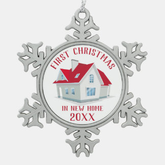 Adorno De Peltre Tipo Copo De Nieve Primer navidad en nuevo ideal del hogar el 2018%