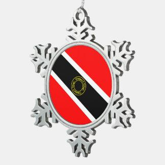 Adorno De Peltre Tipo Copo De Nieve Trinidad and Tobago