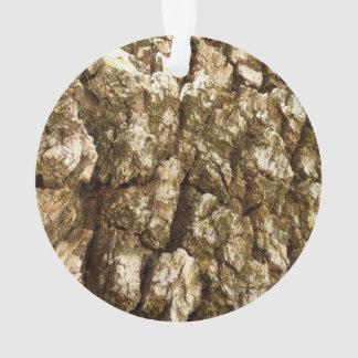 Adorno Diseño texturizado extracto natural de la corteza