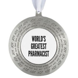 Adorno El farmacéutico más grande de los mundos