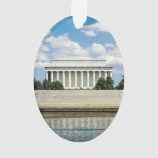 Adorno El Lincoln memorial