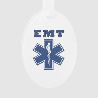 Adorno Estrella de EMT de la vida
