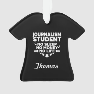 Adorno Estudiante universitario del periodismo ninguna