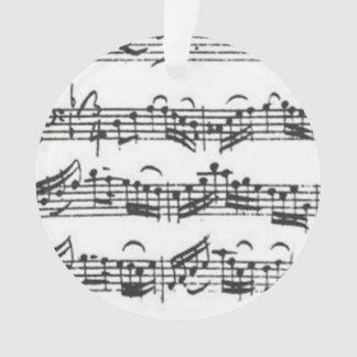 Adorno Extractos de la habitación del violoncelo de Bach