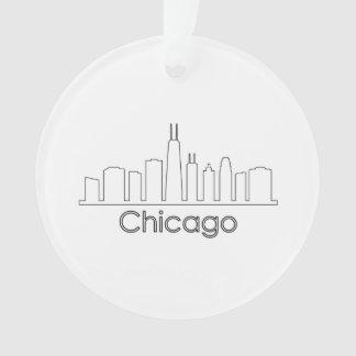 Adorno horizonte de Chicago