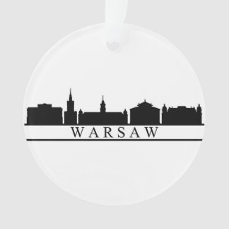 Adorno horizonte de Varsovia