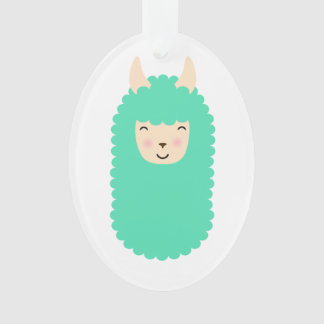 Adorno Llama feliz Emoji
