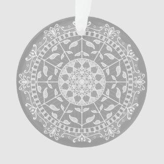 Adorno Mandala de piedra